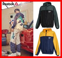 2018SS【REEBOKリーボック】★ CR BIG VECTOR HOODED JKT★3色★