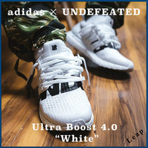 """【adidas】激レア!☆ UNDEFEATED ULTRA BOOST 4.0 """"White"""""""