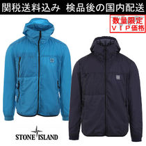 関税送料込★STONE ISLAND★41731 LAMY VELOUR_PACKABLE