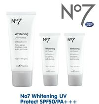 No7/Boots Whitening UV Protect SPF50/PA+++ 30ml×3個