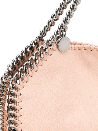 Stella McCartney トートバッグ Stella McCartney FALABELLA ミニ トート POWDER(3)