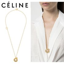 【18SS】大注目!!★CELINE★mother of pearl necklace