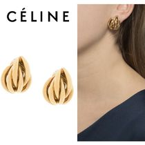 【18SS】大注目!!★CELINE★interlaced earrings