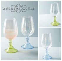 春☆ANTHROPOLOGIE☆Palmetto Wine Glass☆税送込