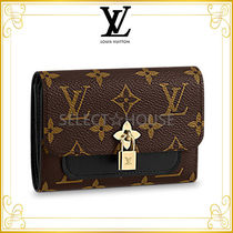 2018SS Louis Vuitton ポルトフォイユ・フラワー コンパクト