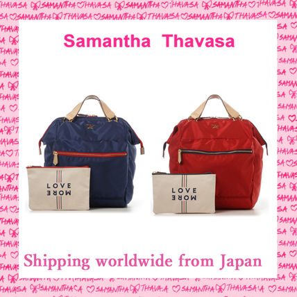 Samantha Thavasa × Fred Segal ナイロンリュック
