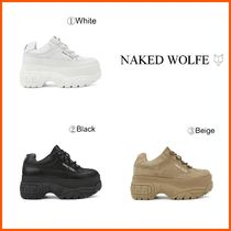 日本未入荷!新作18SS☆NAKED WOLFE☆SPORTY LEATHER