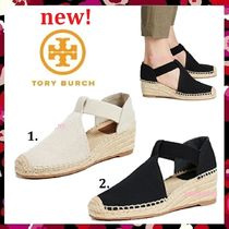 セール Tory Burch ウエッジソール CATALINA 3 50MM ESPADRILLE