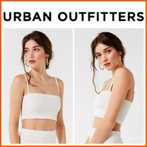 新作18SS☆Urban Outfitters☆UO Kimmy Straight-Neck Tank Top