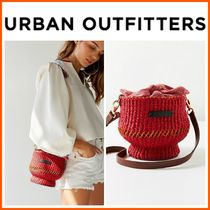 新作18SS☆Urban Outfitters☆AAKS Baw Pot Rouge Bucket Bag