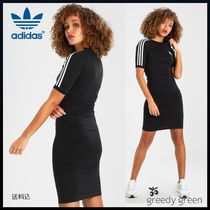 新作【adidas】ADICOLOR THREE STRIPES DRESS ワンピ  送料込