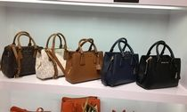 【Michael Kors】新作☆CAMILLE SM SATCHEL 2way バッグ☆