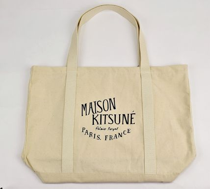 PAR PERM SHOPPING BAG PALAIS ROYAL キャンバス トートバッグ