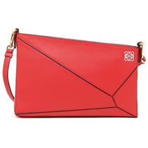 【LOEWE】バッグ☆POUCH PUZZLE RED★2016秋冬新作♪