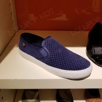 2018SS♪ Tory Burch ★ JESSE PERFORATED SNEAKER