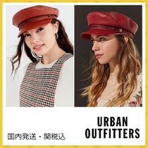 URBAN OUTFITTERS ブリクストン フェイクレザーフィッシャーマン
