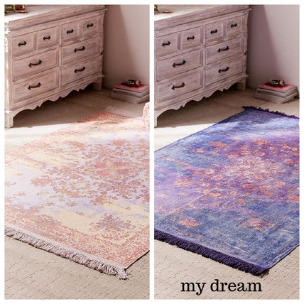 Urban Outfitters ラグ・カーペット UO★Petra Printed Rug ★152×213cm(全2色)