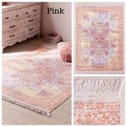 Urban Outfitters ラグ・カーペット UO★Petra Printed Rug ★152×213cm(全2色)(2)