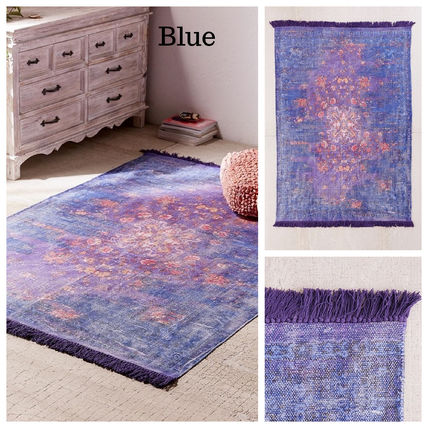 Urban Outfitters ラグ・カーペット UO★Petra Printed Rug ★152×213cm(全2色)(3)