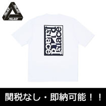 即納国内発PalaceSkateboards SPLIT T-SHIRT パレス