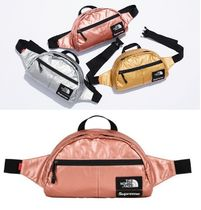 ★Supreme★The North Face Metallic Roo II Lumbar Pack