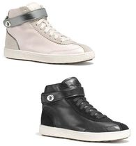 <SALE>2色 COACH C213 High Top Sneaker