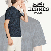 HERMES(エルメス) H Nuages Tシャツ