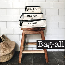 NY発★Bag-all★スーツケースの整理にもPACKING CUBES 3セット