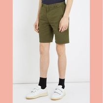 【数量限定】  18SS ACNE STUDIOS Isher cotton-twill shorts