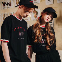 WV PROJECT正規品★全4色★18SS Arch step Tシャツ★UNISEX