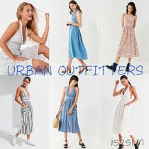 ☆日本未入荷☆ 新作 UO/ Betsey Linen Halter Midi Dress