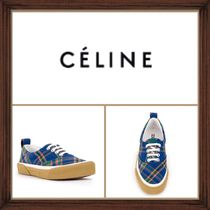 ★★CELNE《セリーヌ》CHECKED LOW-TOP SNEAKERS   送料込み★★
