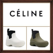 ★★CELNE《セリーヌ》WATERPROOF ANKLE BOOTS  送料込み★★