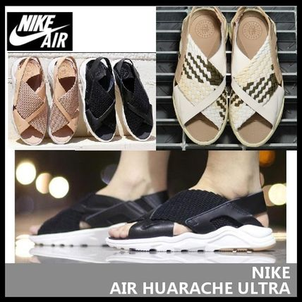 【NIKE ナイキ】AIR HUARACHE ULTRA 885118-001