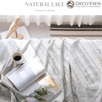 DECO VIEW★NATURAL LACE Summer Bedding夏の布団 (布団単品)