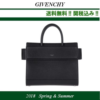 18SS,関税込★GIVENCHY(ジバンシイ) small Horizon bag,black