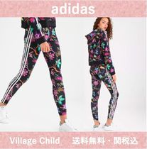 adidas Originals☆Poisonous ガーデン 花柄レギンス☆送関込み