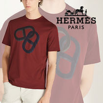 HERMES(エルメス) Maillons Chaine d'Ancre Tシャツ
