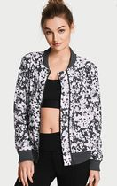 Victoria's Secret  フィットネス  French Terry Bomber Jacket