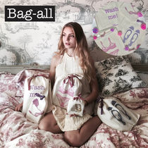 Bag all(バッグオール) エコバッグ NY発★Bag-all★インスタ映え!PINK COLLECTION 5-PACK