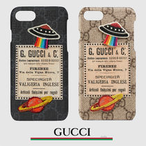 GUCCI グッチ Courrier , ナイト クーリエ iPhone 7 ケース