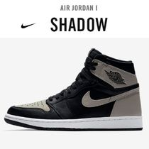 "【NIKE】メンズ  AIR JORDAN 1 HIGH ""SHADOW"""