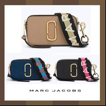 【MARC JACOBS】Logo Strap Snapshot Small Camera Bag♪