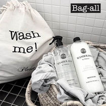 NY発★Bag-all★大人気! LARGE WASH ME LAUNDRY BAG