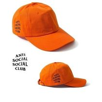 ANTI SOCIAL SOCIAL CLUB WEIRD  キャップ