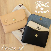 IL BISONTE(イルビゾンテ) カードケース・名刺入れ イルビゾンテ IL BISONTE カードケース 名刺入れ C0855..P
