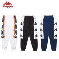 ☆Kappa☆ BIG 222BANDA SWEAT JOGGER PANTS 3色