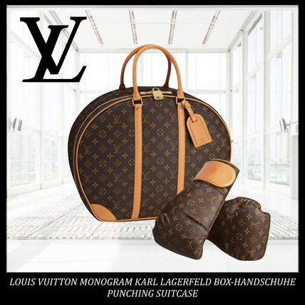 Louis Vuitton スポーツその他 ルイヴィトン ボクシンググローブ(ケース付き)超レア品