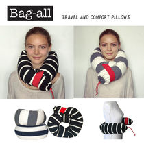 NY発★Bag-all★旅のお供に!TRAVEL AND COMFORT PILLOWS送料無料