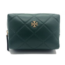 トリーバーチ(TORY BURCH) GEORGIA ポーチ GIFT BOX GREEN 2691